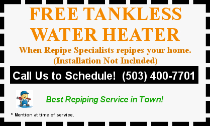 Free Tankless Water Heater Coupon